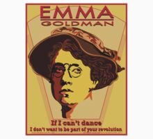 EMMA GOLDMAN by Larry Butterworth