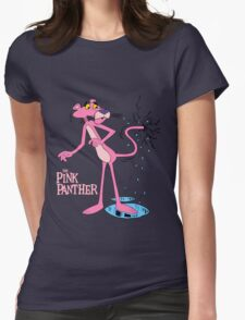 The Pink Panther IV Womens Fitted T-Shirt