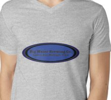 Big Water Brewing Co. Mens V-Neck T-Shirt