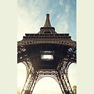 Eiffel Tower by sweetcherries