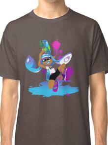 Splatoon Inkling (Cyan) Classic T-Shirt