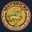 MAVERICKS by Larry Butterworth
