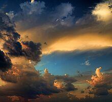 Cloud 20120812-98 by Carolyn  Fletcher