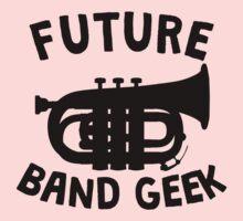 Future Band Geek Tuba Baby Tee