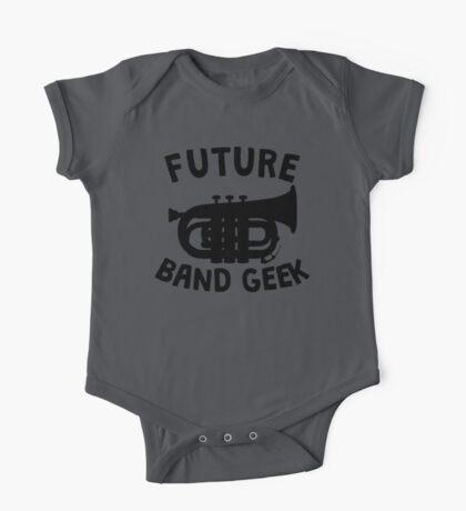 Future Band Geek Tuba One Piece - Short Sleeve