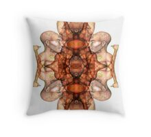 Overlap Design Throw Pillow