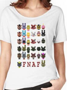 20 Nights at Freddy's Women's Relaxed Fit T-Shirt