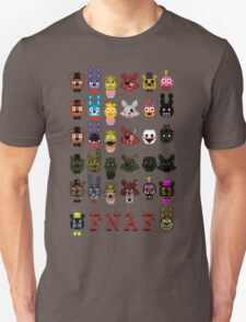 20 Nights at Freddy's T-Shirt