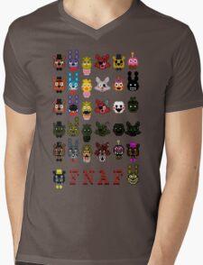 20 Nights at Freddy's Mens V-Neck T-Shirt