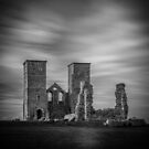Reculver Towers by timpr