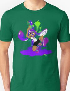 Splatoon Inkling (Purple) T-Shirt