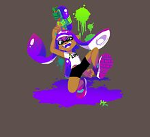 Splatoon Inkling (Purple) Unisex T-Shirt