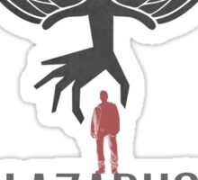 Lazarus Rising (Supernatural) Sticker