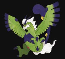 Chris' Tornadus - Therian Forme Kids Clothes