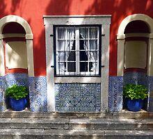 Palacio Fronteira by kkmarais