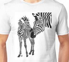 Love Stripes Two Unisex T-Shirt