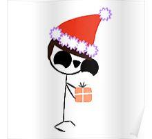 Merri Christmas - Presi Poster