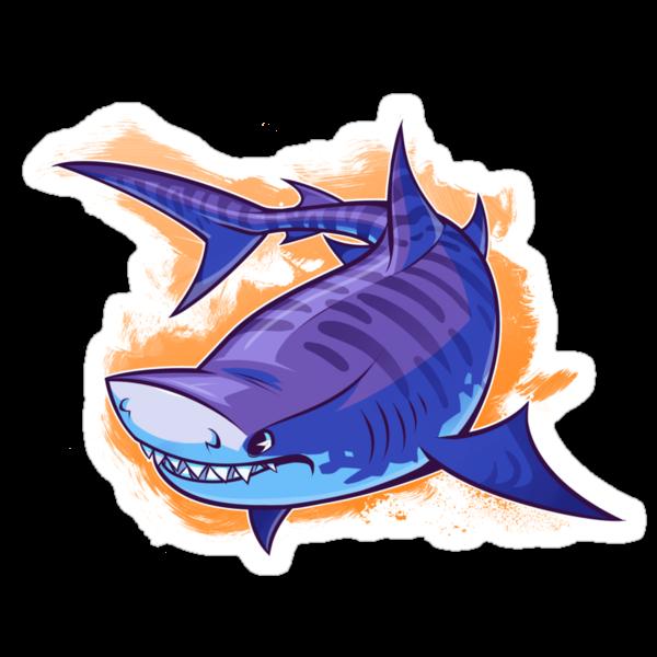 TIGER SHARK by psurg