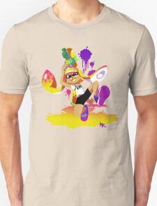 Splatoon Inkling (Yellow) T-Shirt