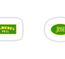 Vamonos Jesse Sticker