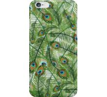 Peacock Printed iphone Case iPhone Case/Skin