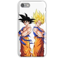 Goku Evo iPhone Case/Skin