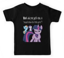What did you just say? Kids Tee