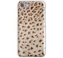 Parasol mushroom iPhone Case/Skin
