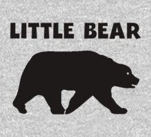 Little Bear One Piece - Short Sleeve