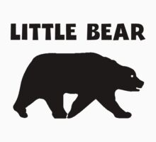 Little Bear One Piece - Long Sleeve