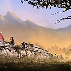 The Relic in the Meadow by Christopher Balaskas