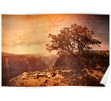 Red Rock at Black Canyon Poster