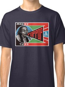 One Man Party Classic T-Shirt