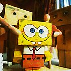 SpongeBob always loves the group hugs by PictureNZ