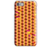 Red Scales iPhone Case/Skin