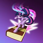 Booksurfing by Zedrin