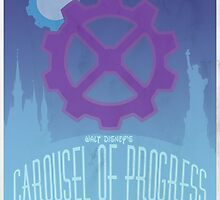 Carousel of Progress by Bantha