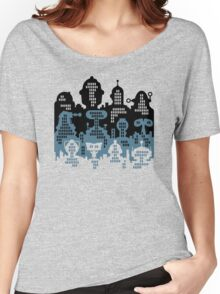 ROBOT CITY! Women's Relaxed Fit T-Shirt