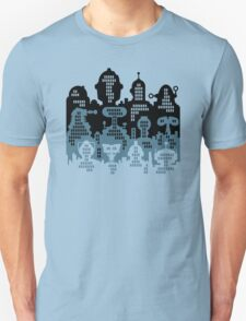 ROBOT CITY! Unisex T-Shirt