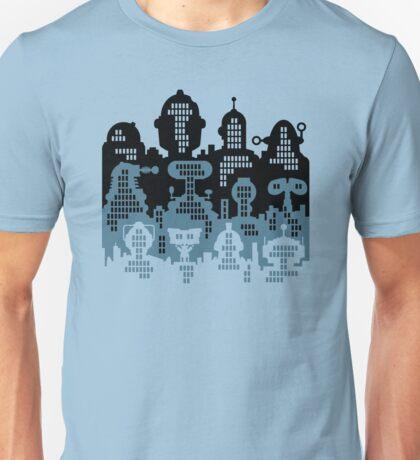 ROBOT CITY! Unisex T-Shirt