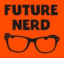 Future Nerd Kids Tee