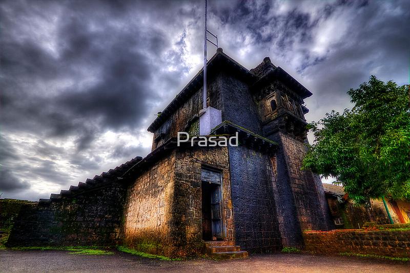 Sajja Kothi - Fort Panhala #2 by Prasad