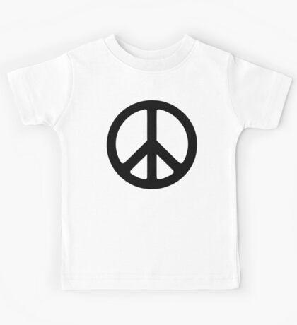 Peace Symbol Kids Tee