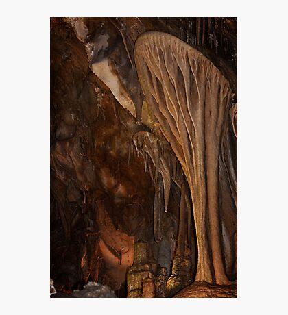 Parachute Shield – Lehman Caves Photographic Print