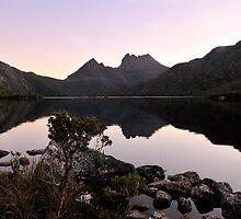 Twilight Time, Cradle Mountain, Tasmania by bevanimage