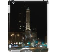Chicago Water Tower iPad Case/Skin