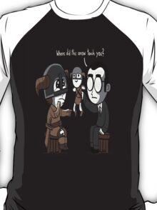 That Poor Traumatized Dovahkiin... T-Shirt