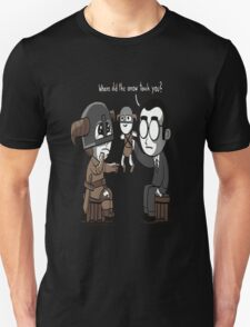 That Poor Traumatized Dovahkiin... T-Shirt