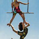 Trapeze Duet by Heather Friedman