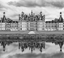 Chateau de Chambord I by Chris Tarling